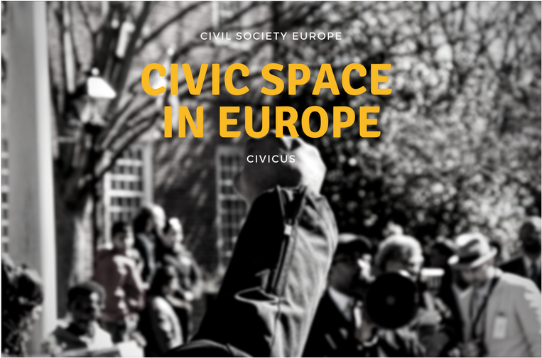 What is your perception of civic space?