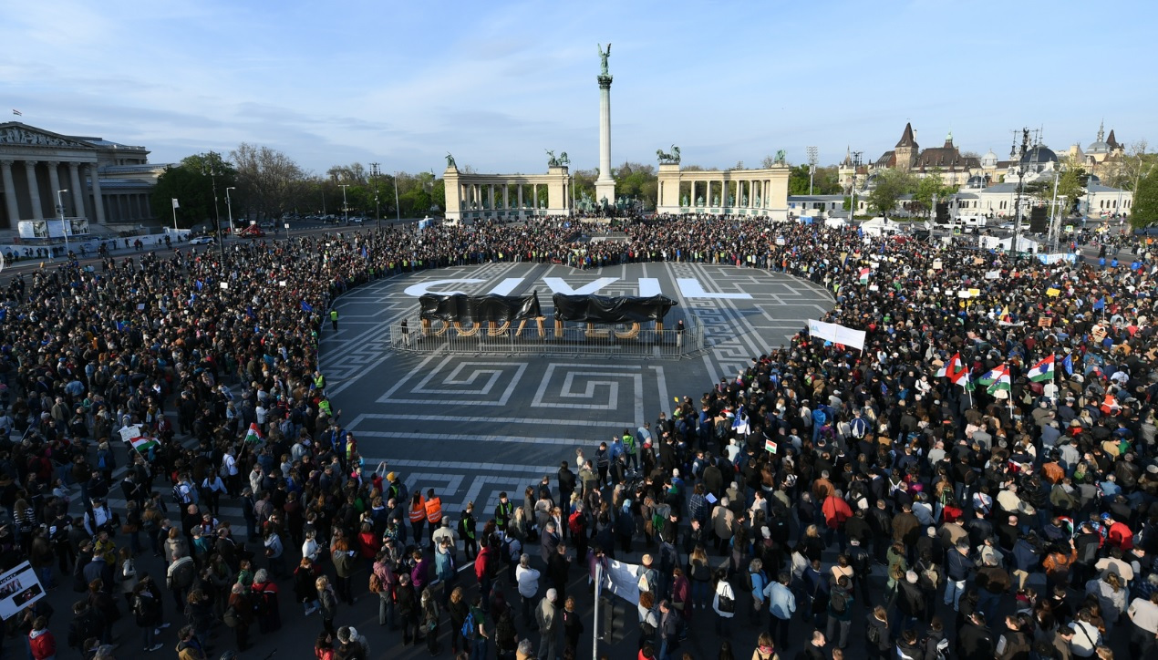 HUNGARY: Show solidarity to NGOs against the 'stop Soros' legislative proposal