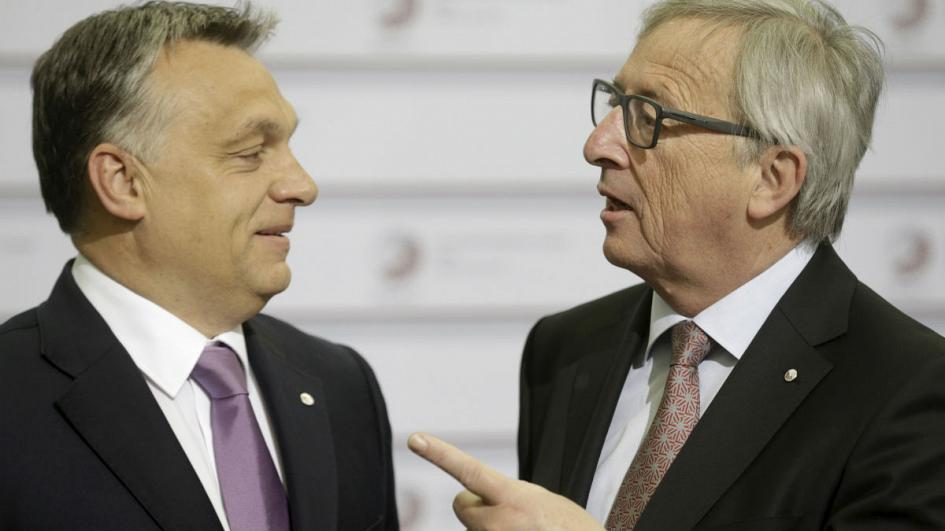 European heavyweights tell Brussels to cut Hungary funding