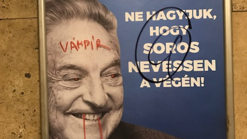 HUNGARY: NGOs blast planned 'Stop Soros' laws