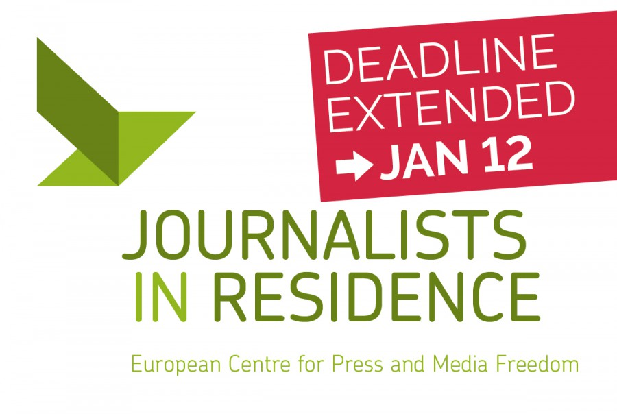 Providing temporary shelter for European journalists at risk: ECPMF's Journalists-in-Residence Programme