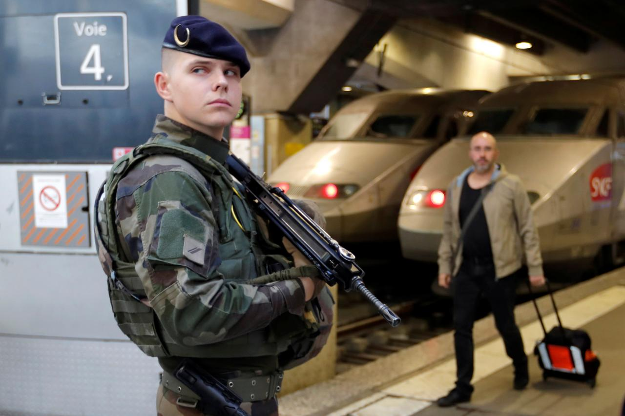 France parliament approves security law eroding civic freedoms