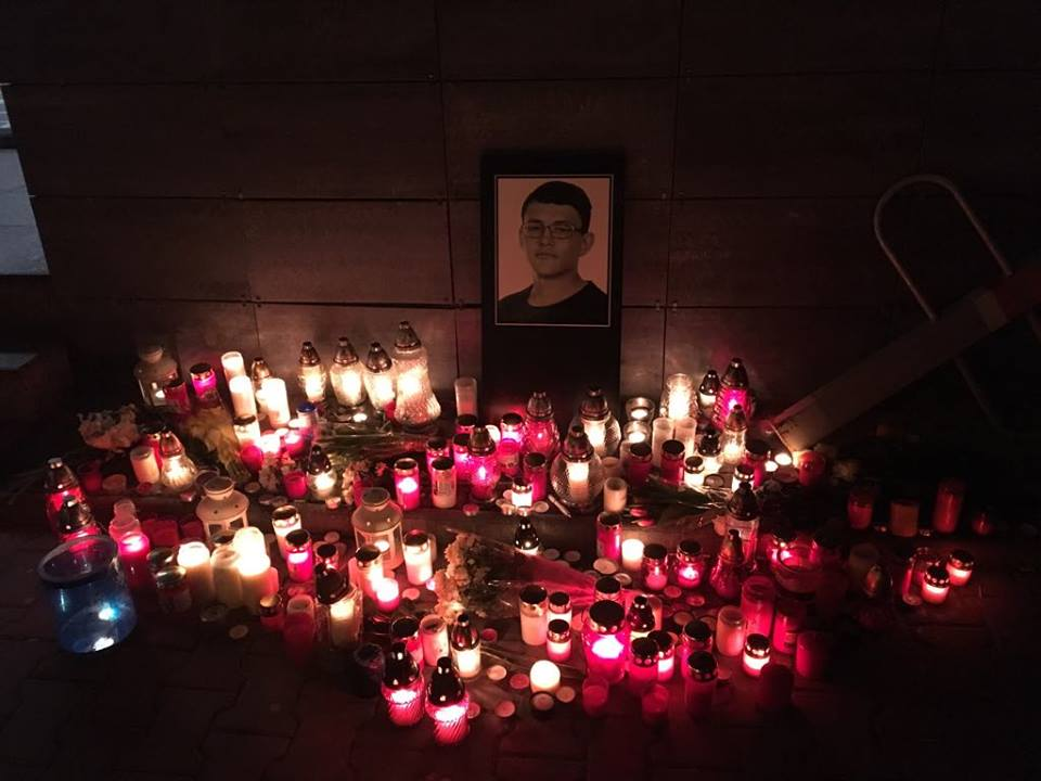 SLOVAKIA: Civil society to react to the murder of Ján Kuciak