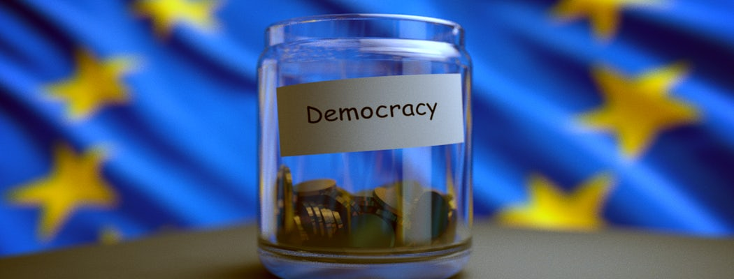 Using the EU's budget to protect democracy, the rule of law and fundamental rights