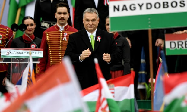 "HUNGARY: Civil society organisations appealing to OSCE for ""robust engagement"" ahead of elections"
