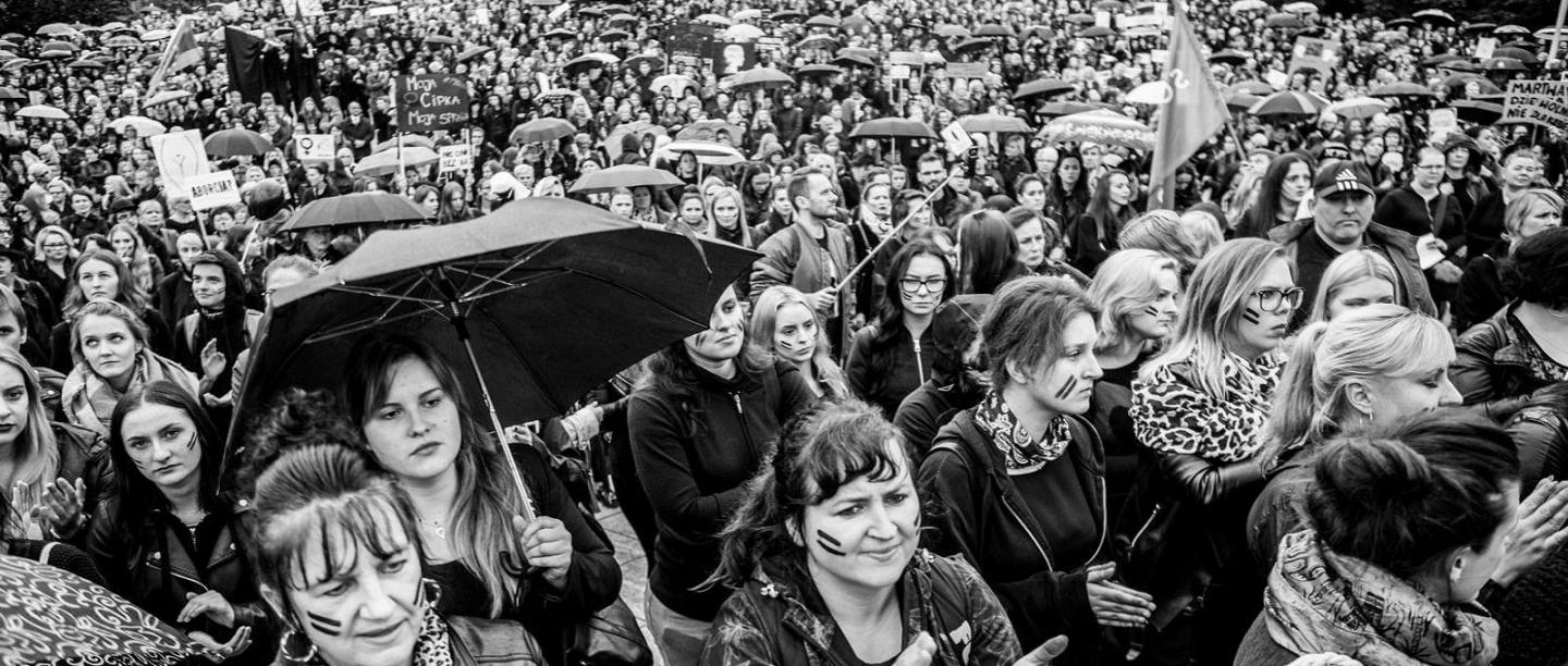 POLAND: Civil society as a third force: a feminist leader speaks out