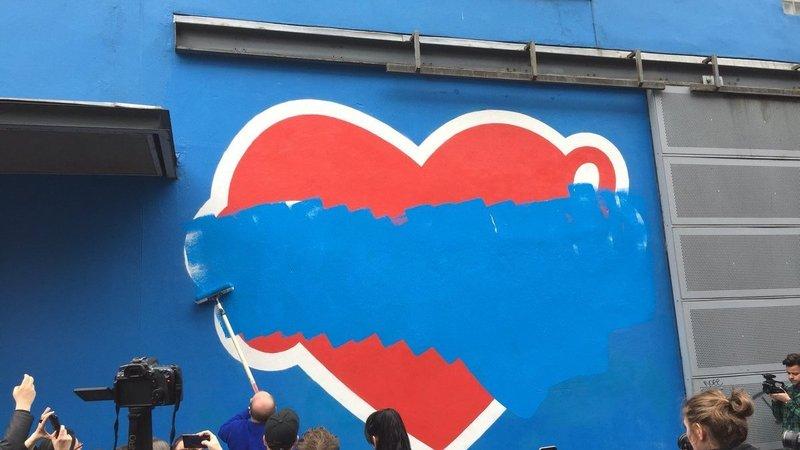 IRELAND: murales removal sparks concerns midst referendum campaign