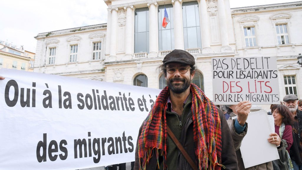 FRANCE: Constitutional Council recognises humanitarian help and solidarity as legitimate