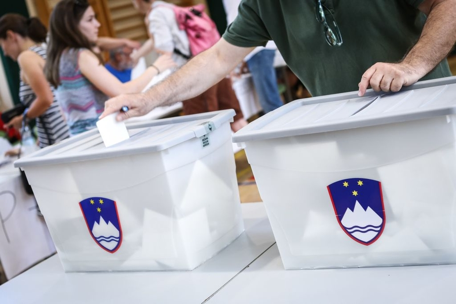 SLOVENIA: pressure on civil society increase amidst elections
