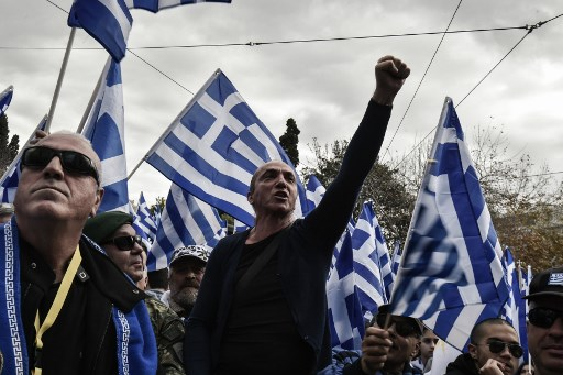 GREECE: three journalists assaulted by far-right demonstrators