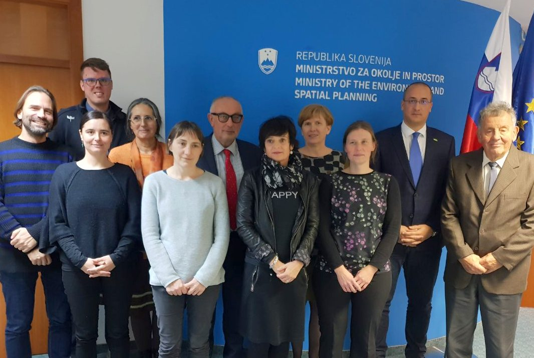 SLOVENIA: The government set up a council for cooperation with NGOs