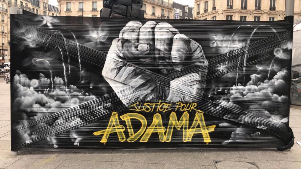 FRANCE: Interview with Comité pour Adama – Fighting for justice and truth for victims of mistreatment by the police