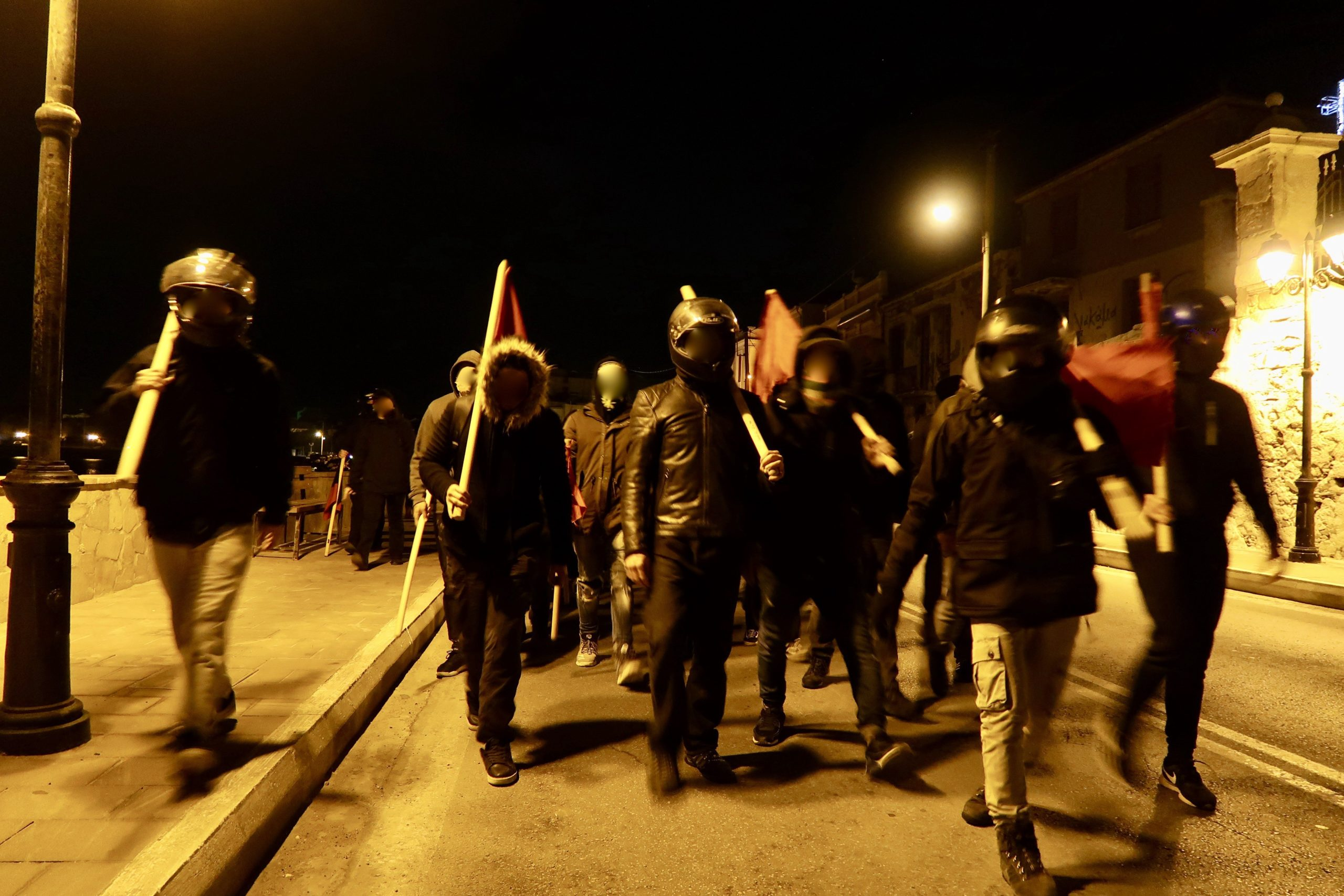 GREECE: Right Wing Attacks on Refugees, Volunteers, and Locals in Lesvos