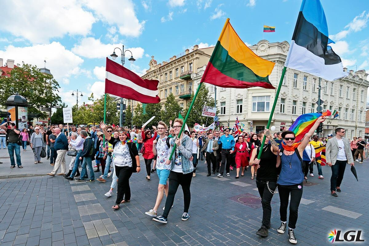 LITHUANIA – Protest over LGTBI rights; Government praised for milestone NGO funding support