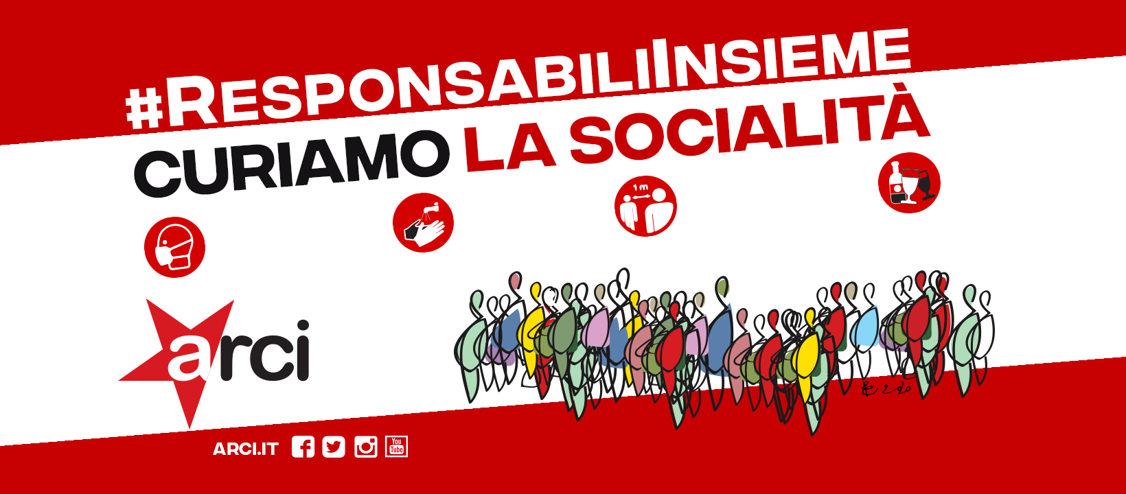 ITALY: New DPCM, the Government should not ignore civil society acting in the sphere of culture and social inclusion.