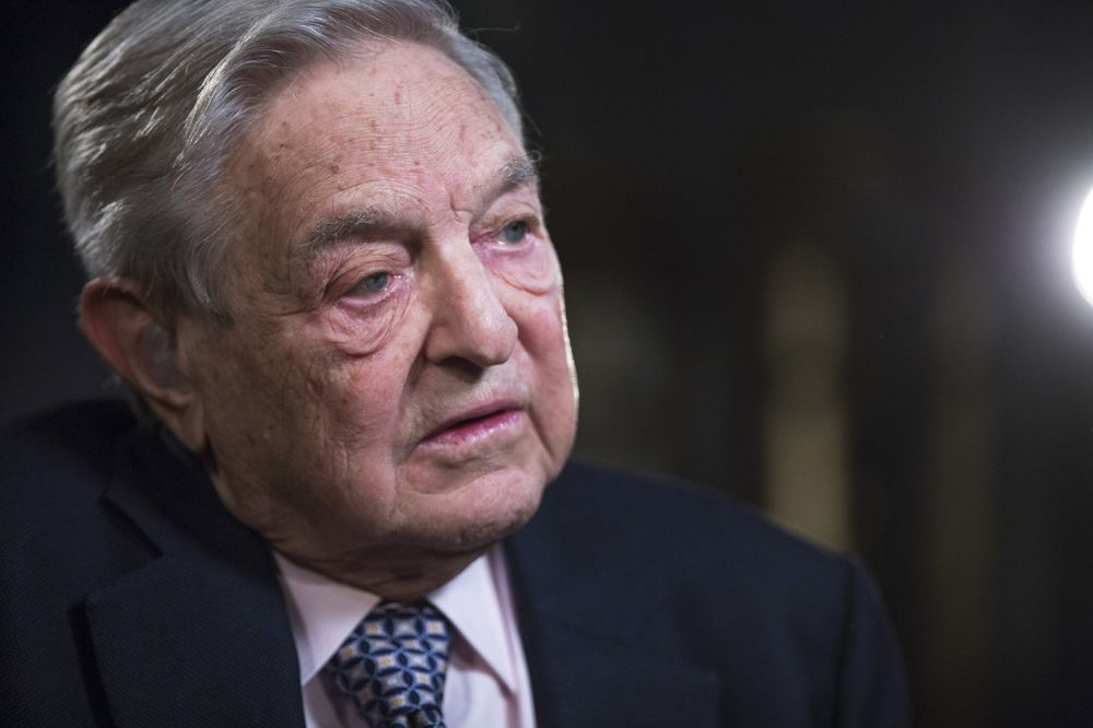 CZECH REPUBLIC: Extremist Party Joins Regional Push to Curb Soros NGOs