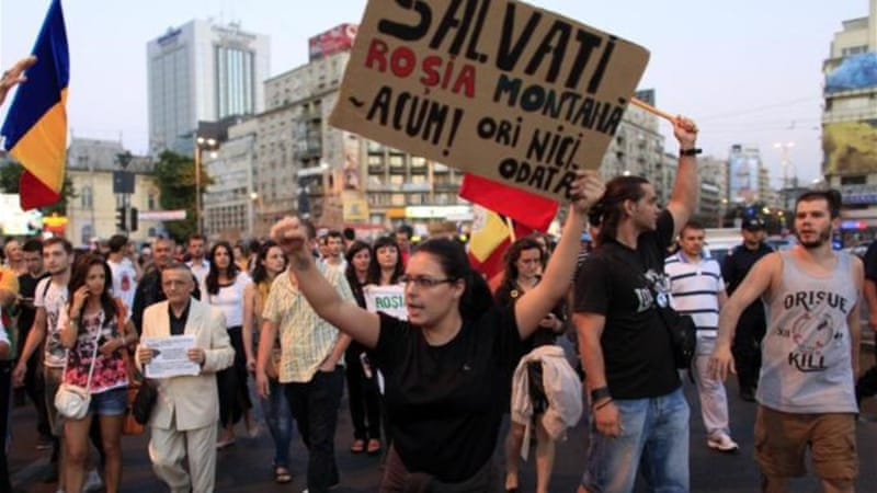 ROMANIA: limited options arise while civil society is steadily being incapacitated