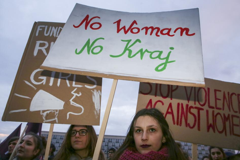 POLAND: Women's Rights Activists Are Under Attack