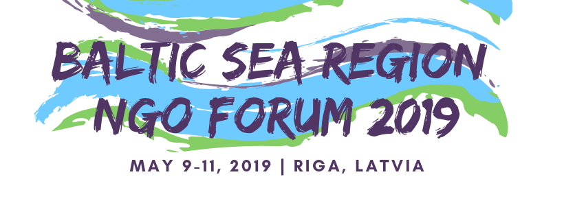 Baltic Sea Region NGO forum 2019