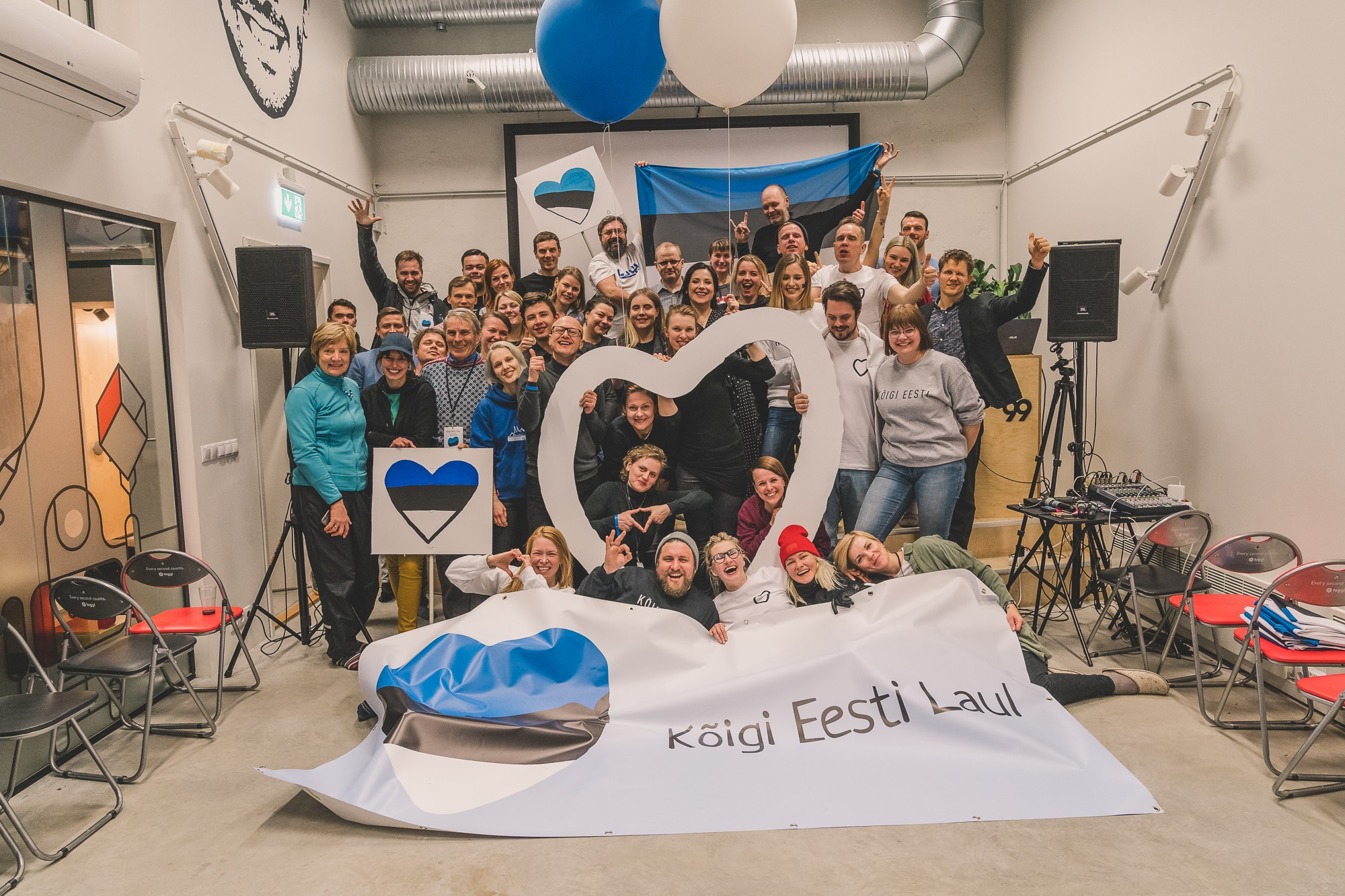 ESTONIA: Interview with Kõigi Eesti – Mobilising people to stand up for the values that unite us