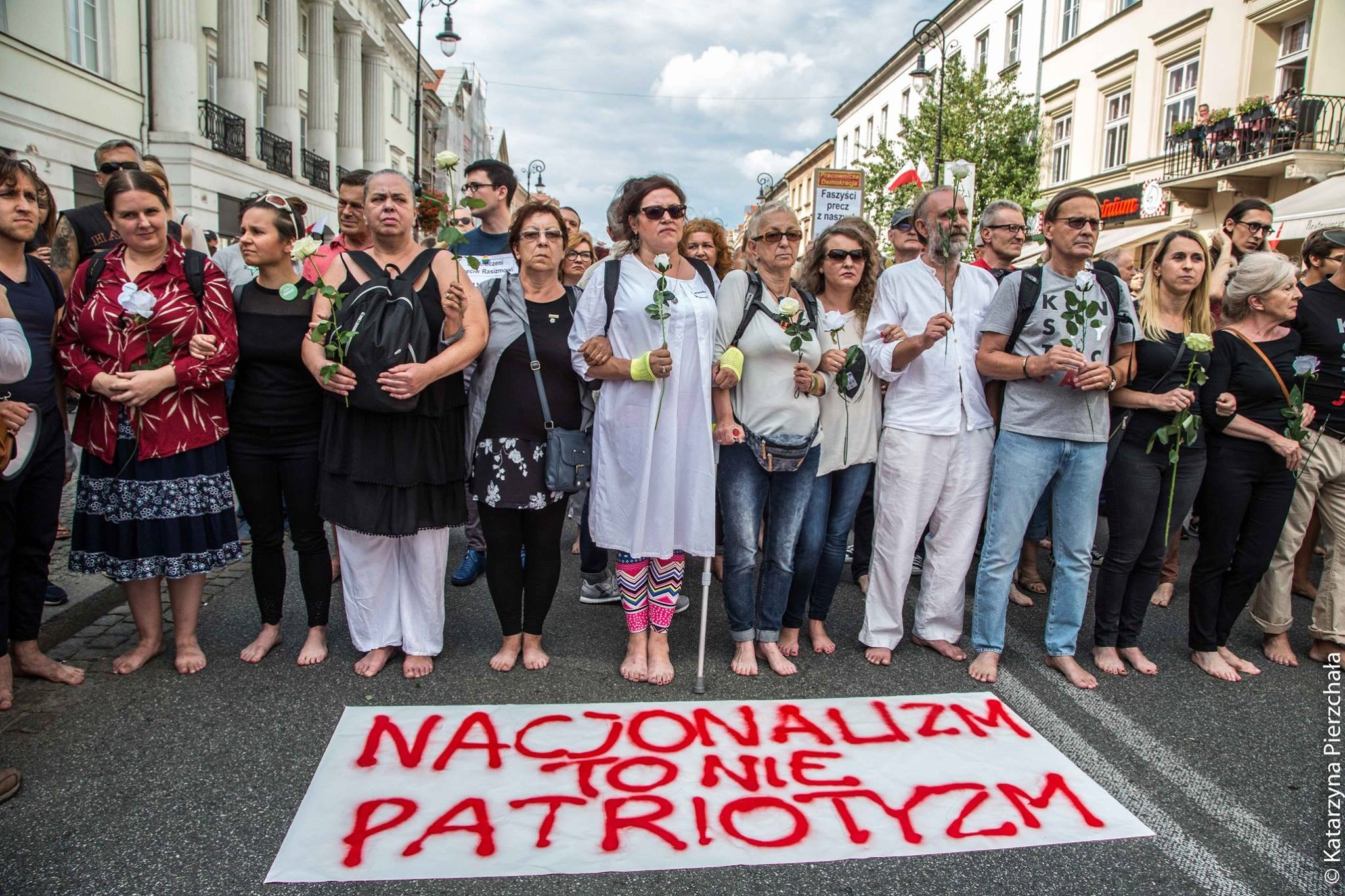 #stories of resistance – Obywatele RP: a story of civil disobedience from Poland