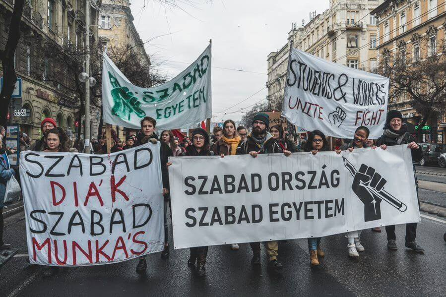 #stories of resistance – Szabad Egyetem: a story of student activism and beyond in Hungary
