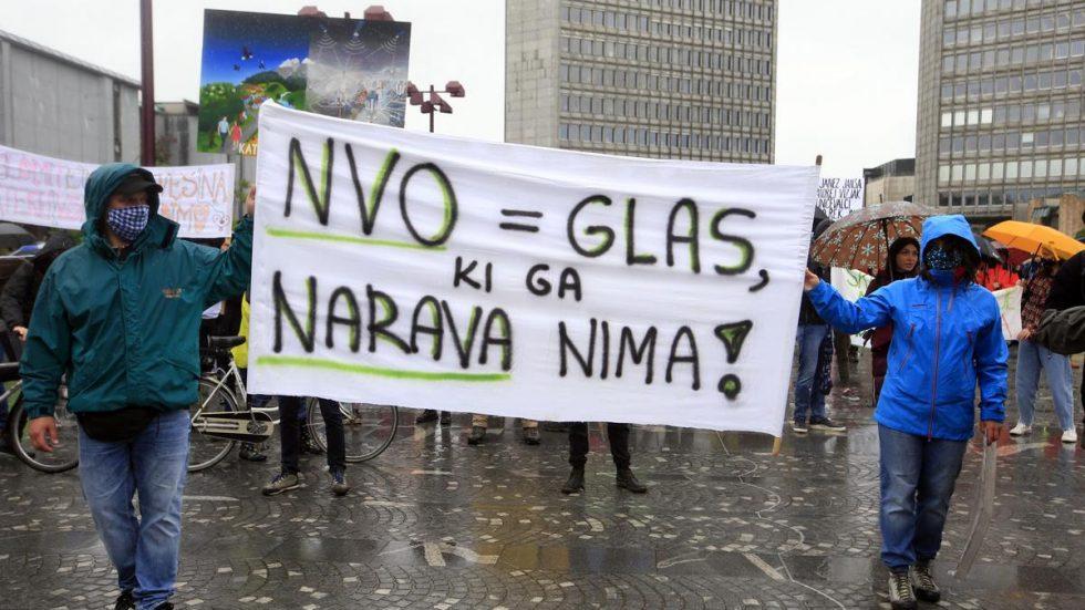 SLOVENIA: CSOs successfully oppose the abolishment of NGO fund