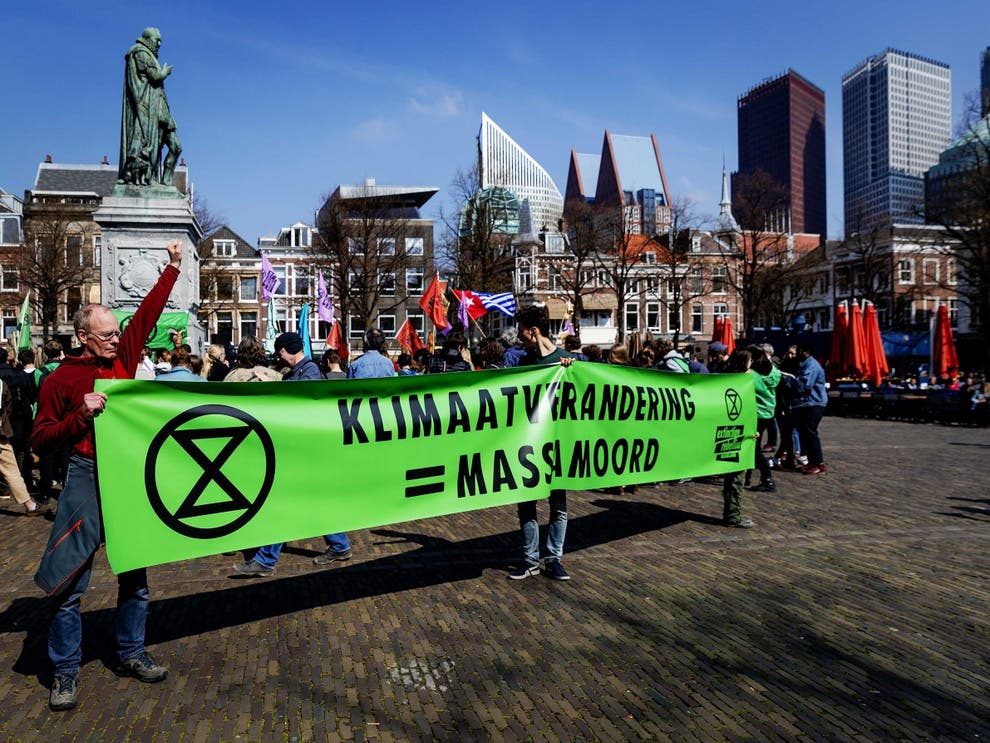 GREEN VOICES: PUBLIC PARTICIPATION FOR CLIMATE ACTIVISTS